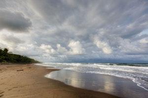 Toruguero beach by Marc Lombardi