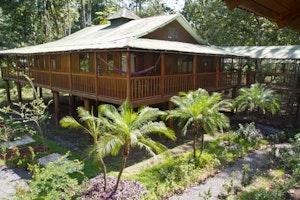 Selva Verde Lodge near La Selva Biological Station in Costa Rica photo by Debbie Thompson